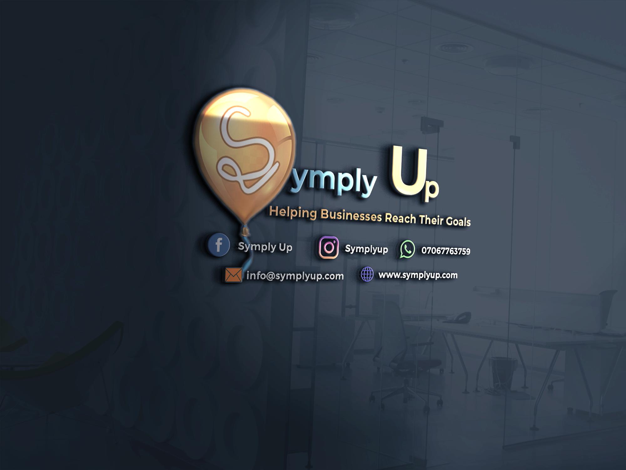 Symply Up logo
