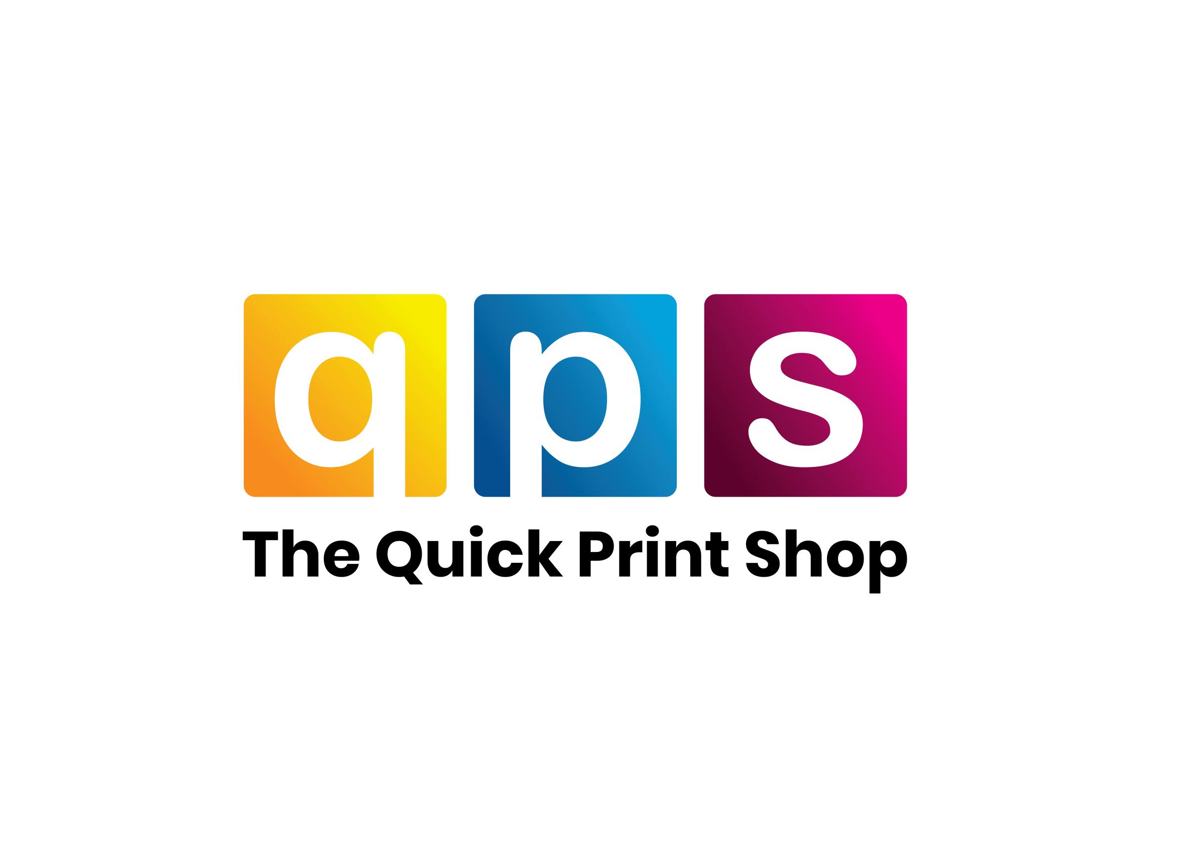 The Quick Print Shop